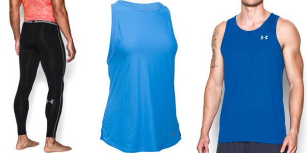 camisetas mallas compresion under armour baratas