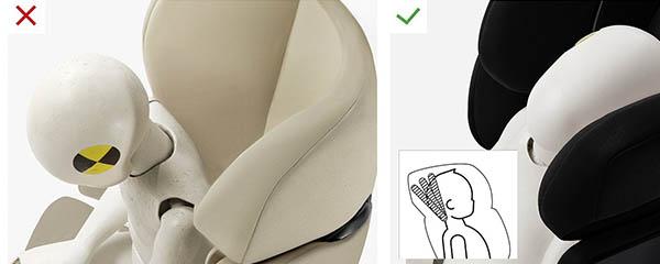 cybex solution x2-fix silla coche 3-12 años isofix proteccion lateral