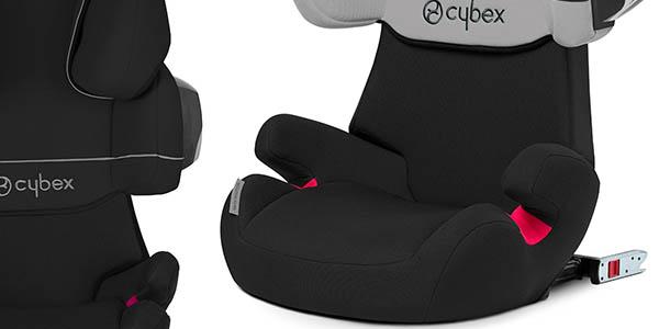 cybex solution x2 silla infantil coche