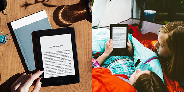 Kindle Paperwhite 4G barato