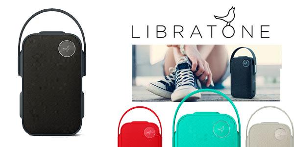 Altavoz Bluetooth One Click de Libratone en oferta