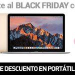 Portátiles MacBook con descuento en Fnac