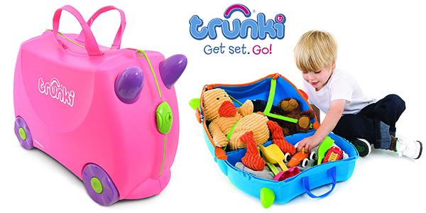 maletas infantiles Trunki Trixie baratas