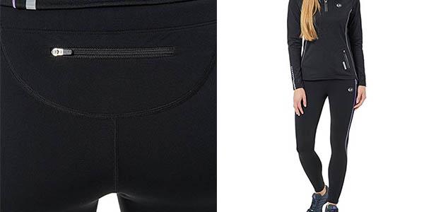 mallas elasticas running mujer relacion calidad-precio brutal