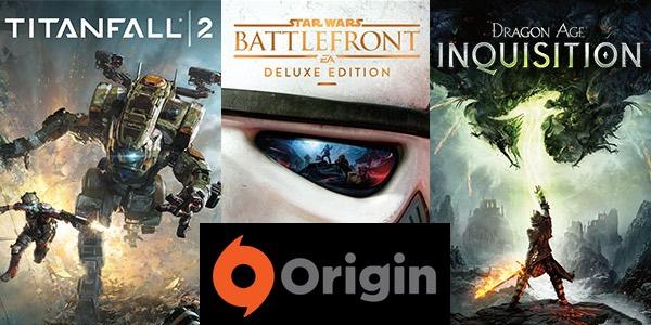 Origin Black Friday 2016 juegos PC baratos