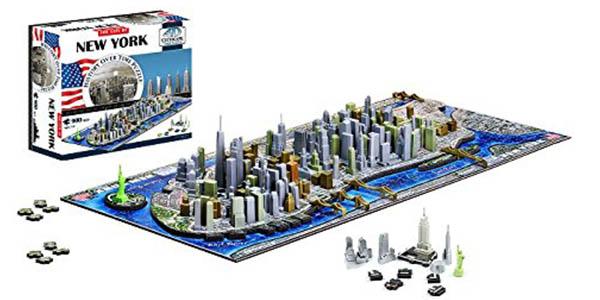 original puzzle regalo nueva york 900 piezas precio brutal