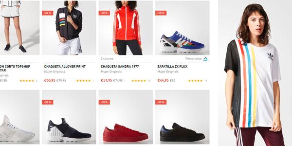Outlet de Adidas Originals con descuento del 25% extra sólo hoy