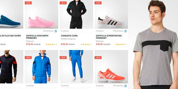 Ropa de Adidas para hombre y mujer barata con descuento extra
