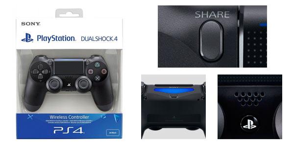 mando inalambrico para PS4 Dualshock 4 en oferta