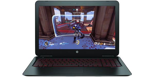 Portátil HP Omen 15-AX001NS