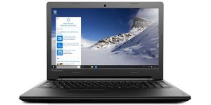 Portátil Lenovo IdeaPad 100-15 Core i3