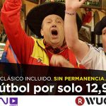Promoción Fútbol + Cine y Series con Wuaki