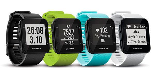 Reloj deportivo GPS Garmin Forerunner 35