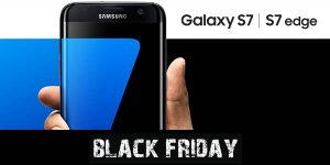 Samsung Galaxy S7 en el Black Friday