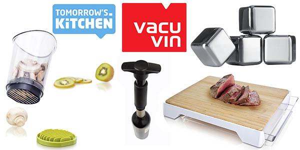 seleccion productos cocina vacu vin tomorrow's kitchen rebajados amazon noviembre 2016