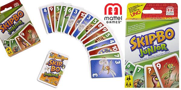 skip-bo junior juego cartas barato
