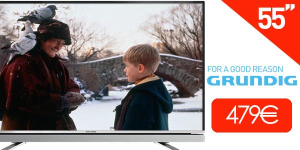 Smart TV GRUNDIG 55VLE6621BP