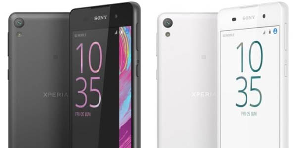 Smartphone Sony Xperia E5