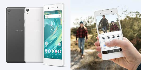 Smartphone Sony Xperia E5 barato