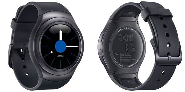 Smartwatch Samsung Gear S2 Sport negro