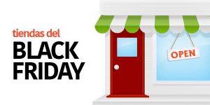 Todas las tiendas que celebran el Black Friday en España