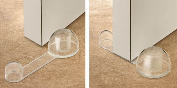 tope puerta transparente inofix funcional barato