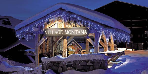village montana francia