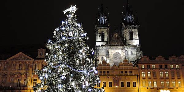 vuelos baratos por Europa en Navidad