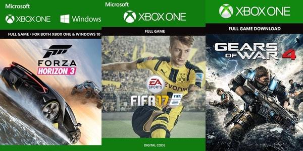 Juegos de Xbox One baratos en descarga digital