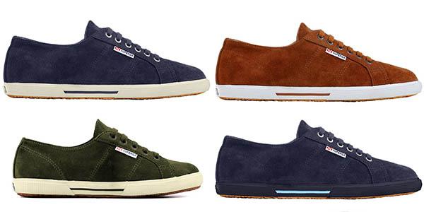 Zapatillas casual Superga en varios colores