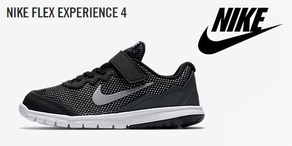 Zapatillas de deporte Nike para niño o niña con cupón de descuento en outlet Nike