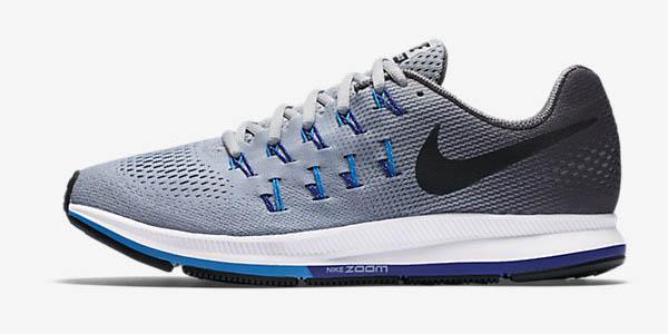 Nike Air Zoom Pegasus 33 en color gris