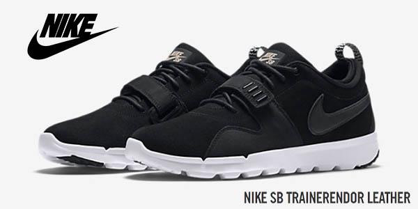Zapatillas Nike SB Trainerendor Leather