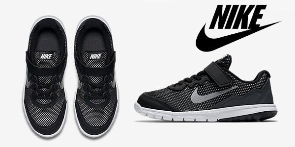 Zapatillas de marca Nike baratas para niño con cupón de descuento