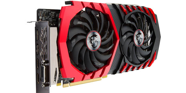 Tarjeta gráfica AMD Radeon RX 470 MSI GAMING X 4GB