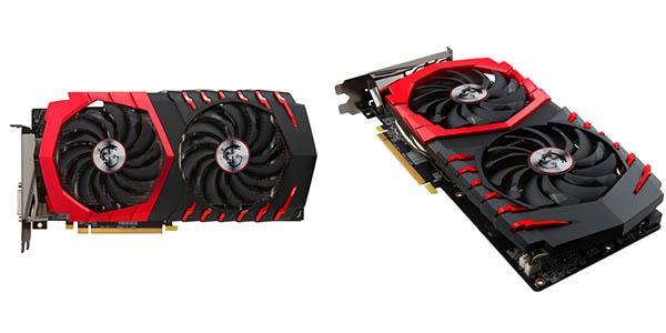 AMD Radeon RX 470 MSI GAMING X 4GB barata
