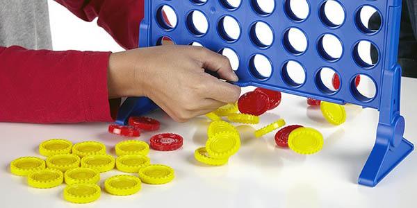 clasico juego mesa conecta 4 divertido todas edades