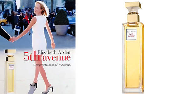 colonia afrutada ligera elizabeth arden 5th avenue 75 ml