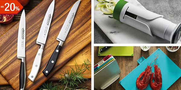 cuchillos vajillas ollas marcas calidad