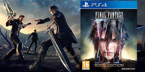 Final Fantasy XV Royal Edition para PS4