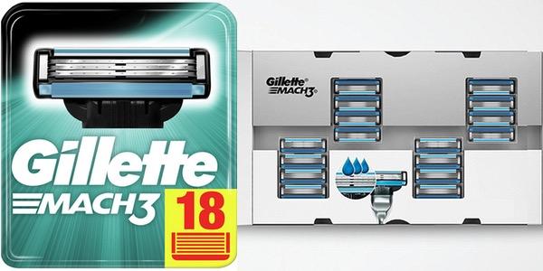 Gillette Match3 recambios baratos