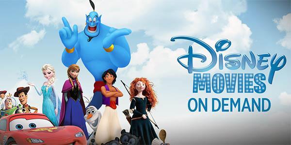 Peliculas Disney en HBO España