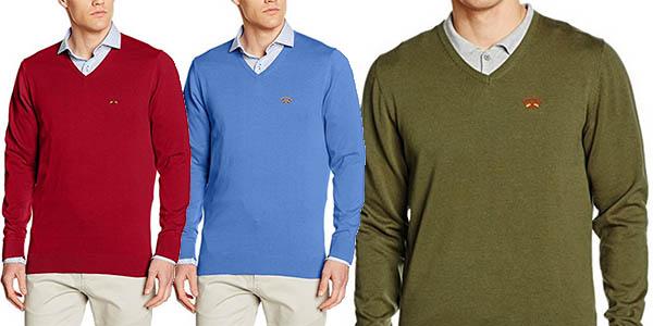 jersey punto varios colores tallas marca spagnolo algodon 100%
