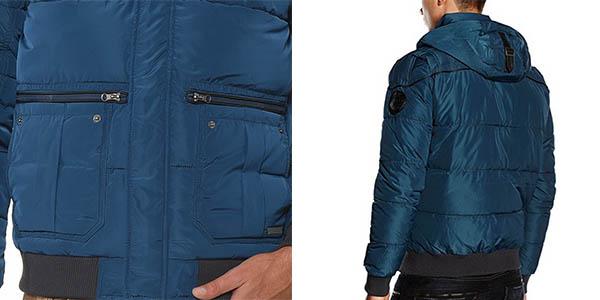 kamoral naid chaqueta tipo plumon relacion calidad-precio brutal