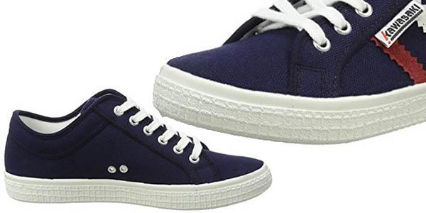 kawasaki slam canvas zapatillas brutal relacion calidad-precio