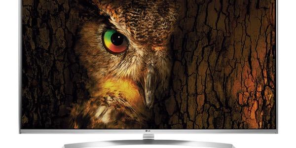 """Smart TV LG 55UH850V de 55"""" Super UHD 4K 3D barato"""
