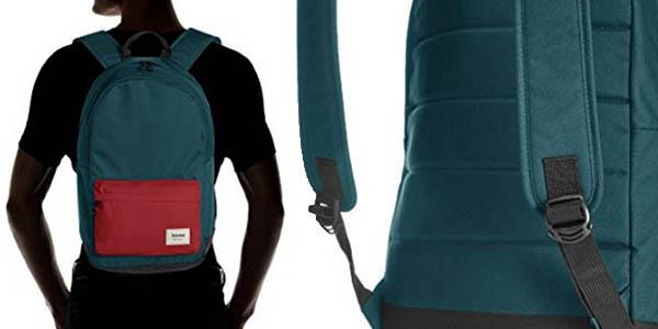 mochila acolchada timberland compartimento portatil