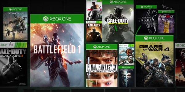 Rebajas de Navidad Xbox 2016