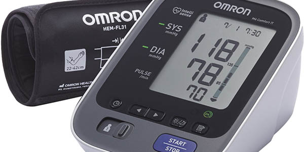 omron M6 confort IT tensiómetro