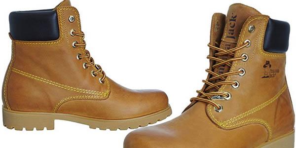 panama jack panama 03 c1 botas media caña camperas precio brutal